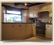 Simon Stroud Carpentry & Joinery services for kitchens.
